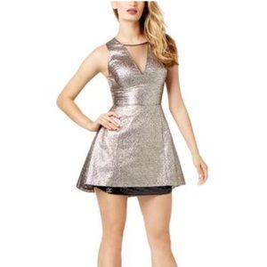 NWT Sachin + Babi Sparkle & Sequins Party Dress